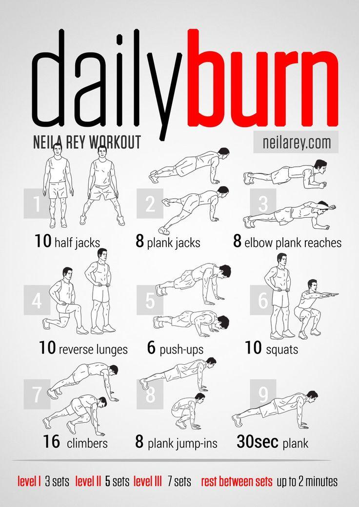 Dailyburn Workout