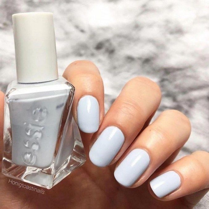 55+ spring nails and colors for 2019 3 55+ Spring Nails and Colors For 2019 <a class=