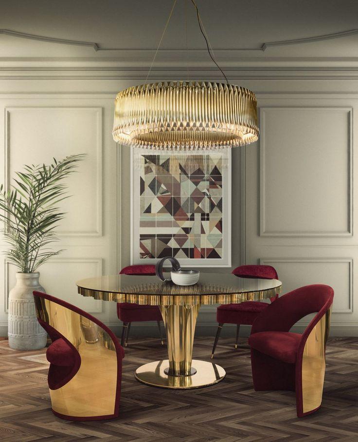 Die besten 25+ klassisches Esszimmer Ideen auf Pinterest - wohnzimmer esszimmer ideen