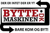 Byttemaskinen.dk - Danmarks bedste byttesite! Find folk at bytte med på ingen tid.  Byt dig til hvad som helst. Undgå at skaffe nyt, bare byt.