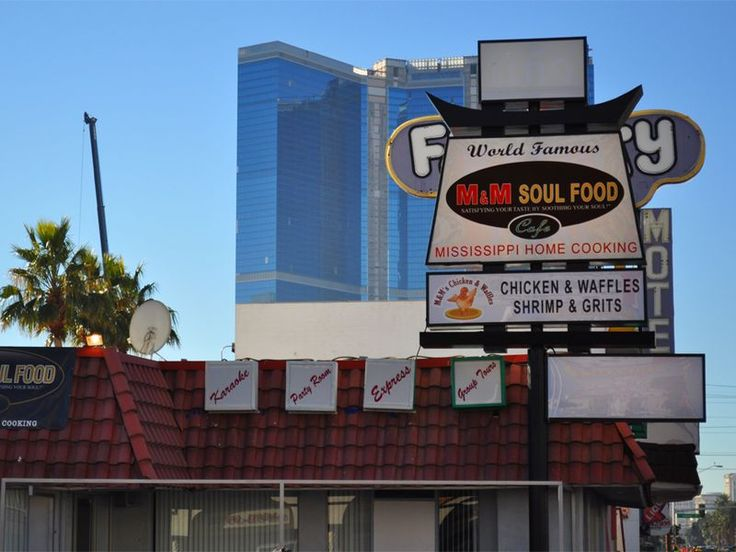 M&M Soul Food Cafe Fries Up Its Second Mississippi-Inspired Location. Good food, fair prices and very friendly service......