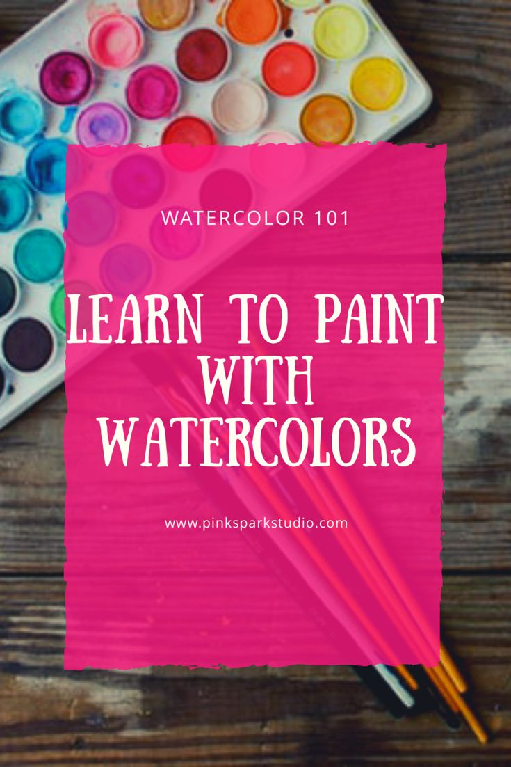 Watercolor For Beginners Watercolor Paintings Learn To Paint