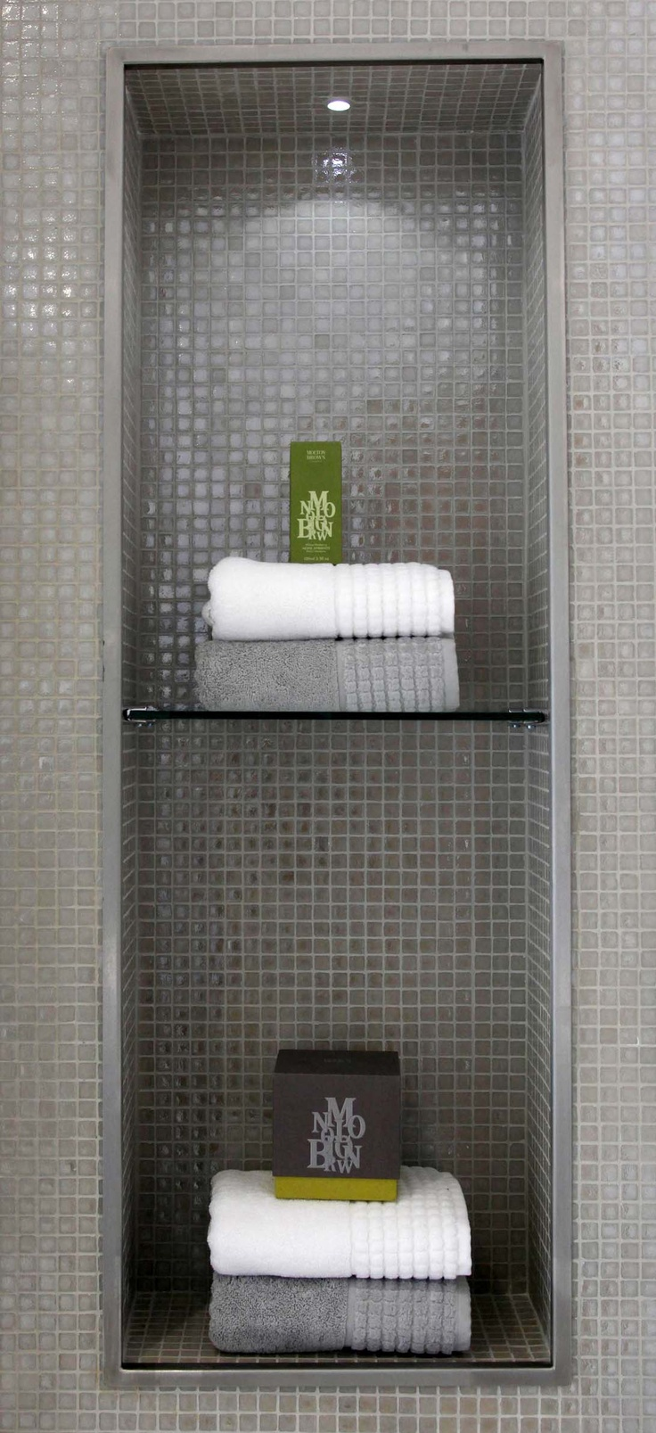Gl Shelves For Bathroom Alcove This Is A Glorious Thing When They Are Discussing Statue Out Extra Storage With