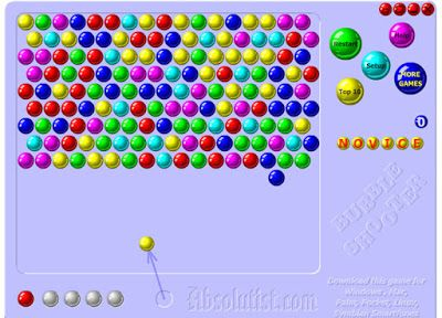 Friv10games: Bubble Shooter Games