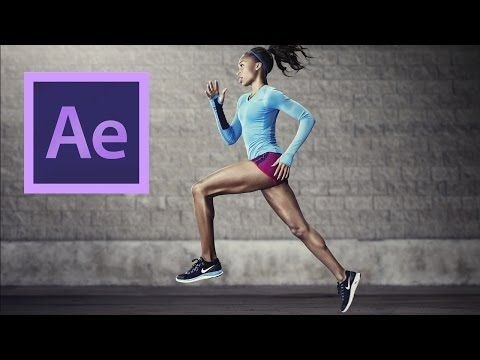 After Effects: Super Slowmotion Effect Tutorials - YouTube