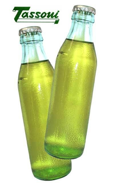 Cedrata Tassoni, a classical Italian non-alcoholic soft drink, was very fashionable in the 70s.  The syrup can be mixed with spring or mineral water ~ or even Limoncello !