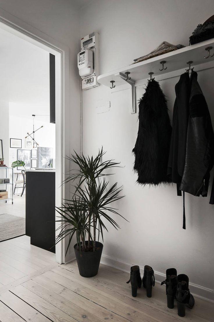 25 beste idee n over klein appartement hal op pinterest studio inrichting - Decoratie klein appartement ...