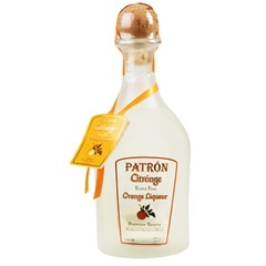 Patron Citronge Extra Fine Orange Liqueur - A premium reserve, extra fine orange liqueur. It is the only pure, natural orange liqueur that is distilled in Mexico and exported to the United States. No artificial flavors or chemical enhancers are ever added. Citronge is excellent straight or in a premium cocktail. It also adds a unique flavor to gourmet cooking recipes. Citronge and Patron tequila make the finest, most authentic, smooth and delicious Margaritas.
