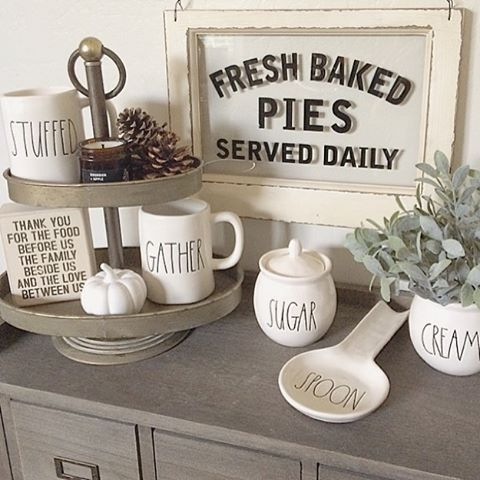 1f0127ed99fde0b06ef571b6ddb212c8--rustic-farmhouse-farmhouse-style G Vine Decorating Ideas Farmhouse Kitchen on