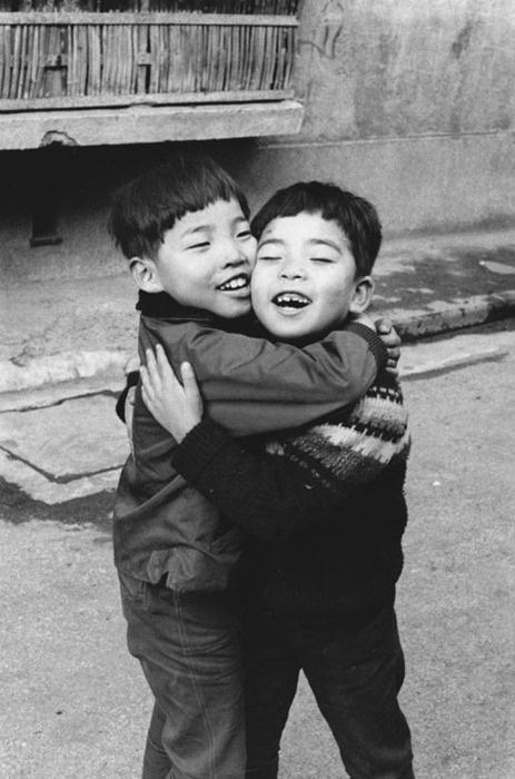 Satchin and His Brother Mabo - Nobuyoshi Araki