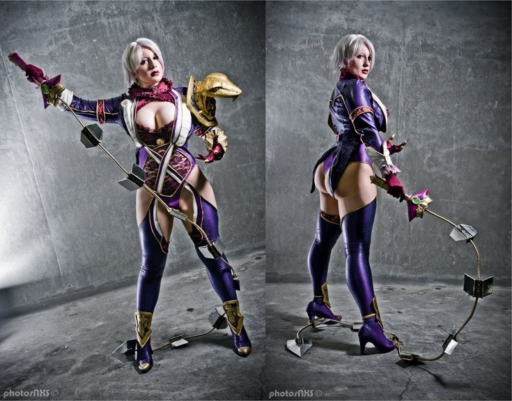 character isabella ivy valentine series soul calibur v photographer credit animazeguy photosnxs about the costume this costume was all about the