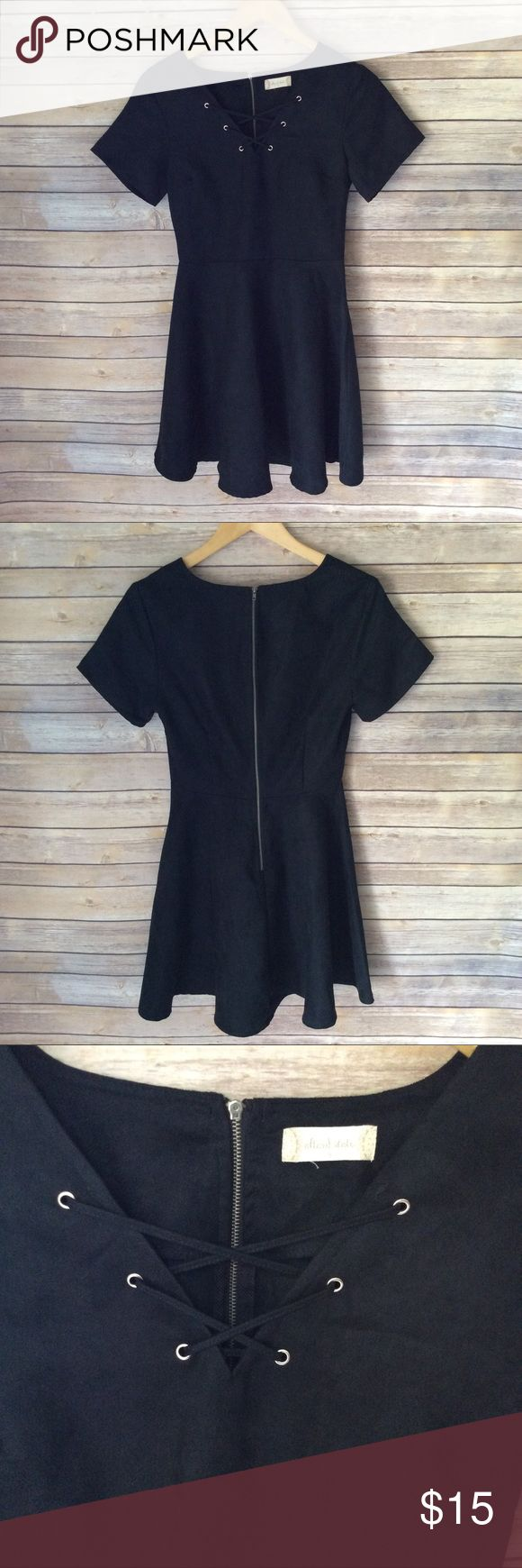 Altar'd State Black Corset Dress Size Small Altar'd State Black Corset Dress Size Small. Excellent Preowned Condition. Ships from smoke free and pet free home. Altar'd State Dresses