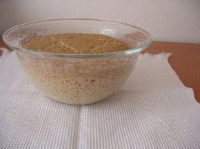 Evde doğal maya (ekşi maya) ile ekmek / Arzu Aygen / İyilik Güzellik