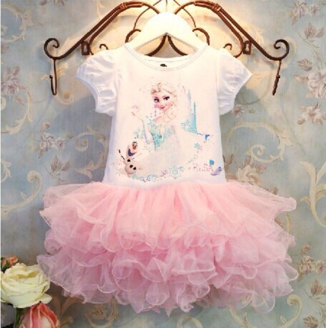 Pink Queen Elsa Tutu Dress · Glam Baby Boutique · Online Store Powered by Storenvy