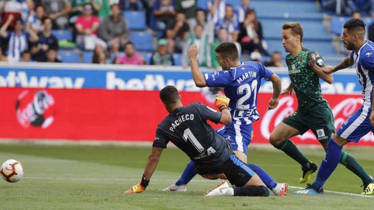 Alavés vs Betis Resumen, resultado y goles Liga