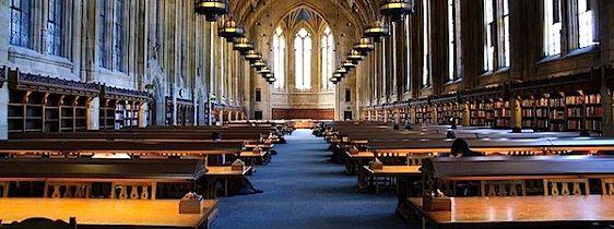 La bibliothèque de l'Université de Washington à Seattle