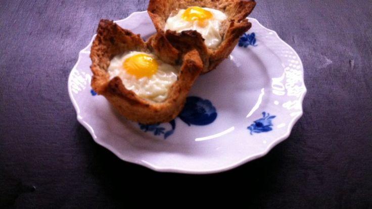 Æg i toast
