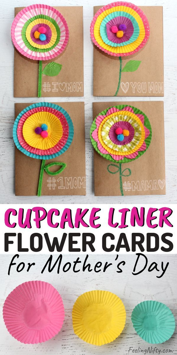 Easy To Make Diy Mothers Day Cards Kids Teens And Adults Craft