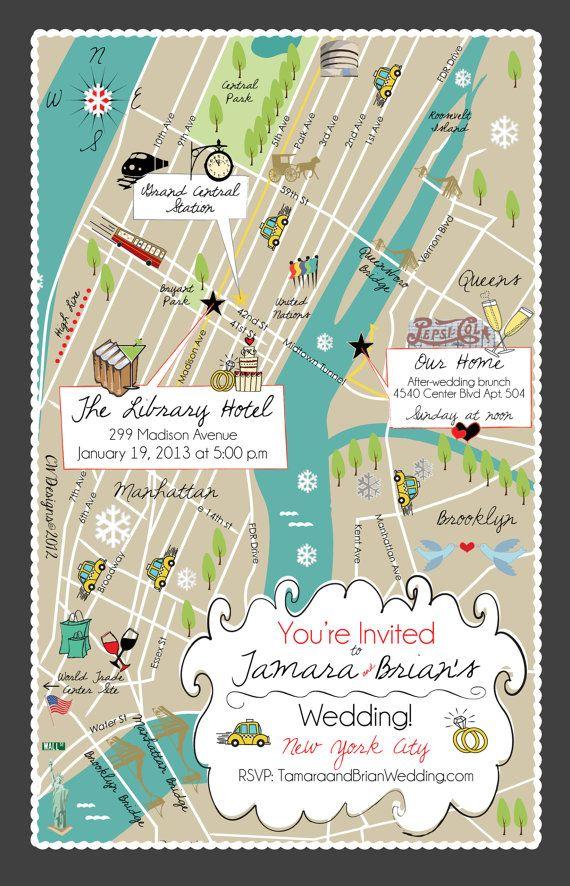 best 25+ wedding maps ideas on pinterest | illustrated map wedding, Wedding invitations