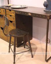 Европейский и американский стиль деревня чердак утюг кассе барные стулья барные стулья обеденные стулья(China (Mainland))