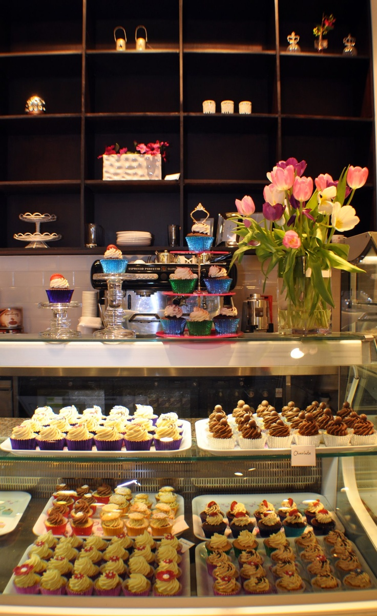 the best cupcakes you will ever taste at @Lauras LittleBakery :)