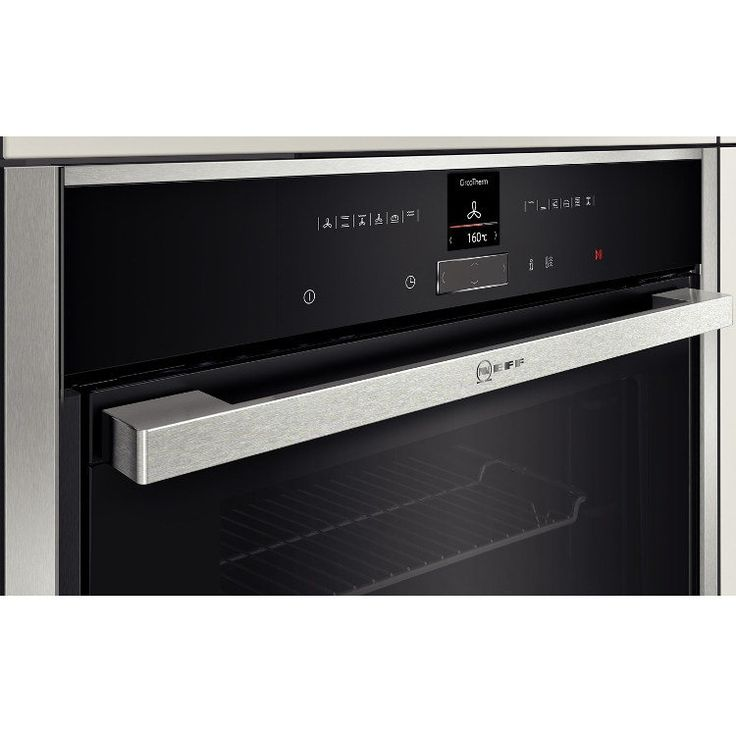 Buy Neff B47CR32N0B Single Built In Electric Oven - Stainless Steel | Marks Electrical