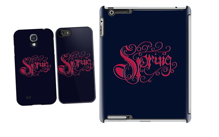 cranberry spring for your iphone, ipad, samsung galaxy's cases