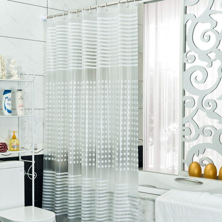 17 mejores ideas sobre cortinas de baño de rayas en pinterest ...