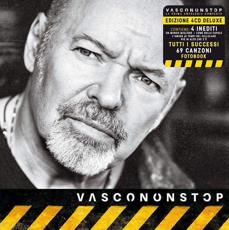 Vasco Rossi - Vascononstop (4 Cd)