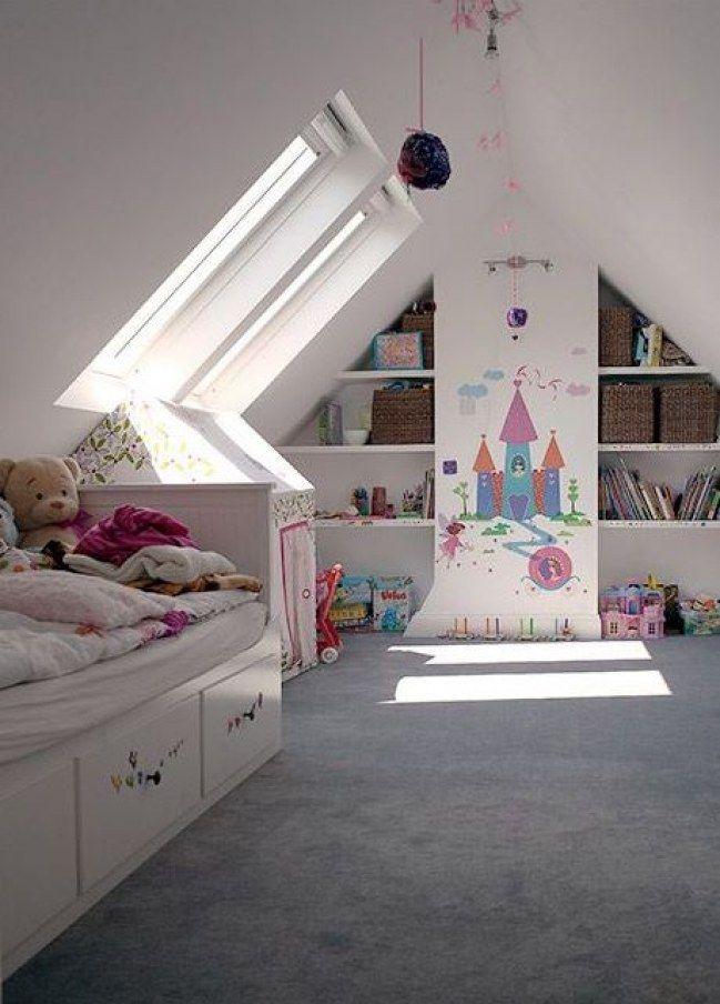 Haus - Kinderzimmer Ideen