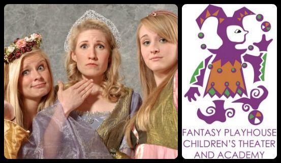 Let the Magic Begin at Fantasy Playhouse Academy, Huntsville children's theater