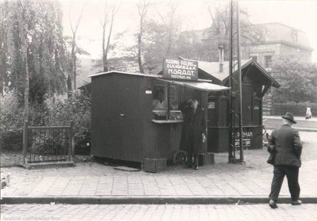 Lange Hezelstraat Nijmegen (jaartal: 1950 tot 1960) - Foto's SERC