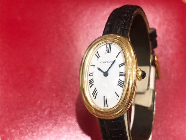 【渋谷ヒカリエ】Vintage Cartier Baignoire*入荷しました | HIROB 公式ブログ