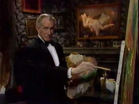 Vincent price pbs mystery intros rumpole the genuine - Bat and poppy wallpaper ...