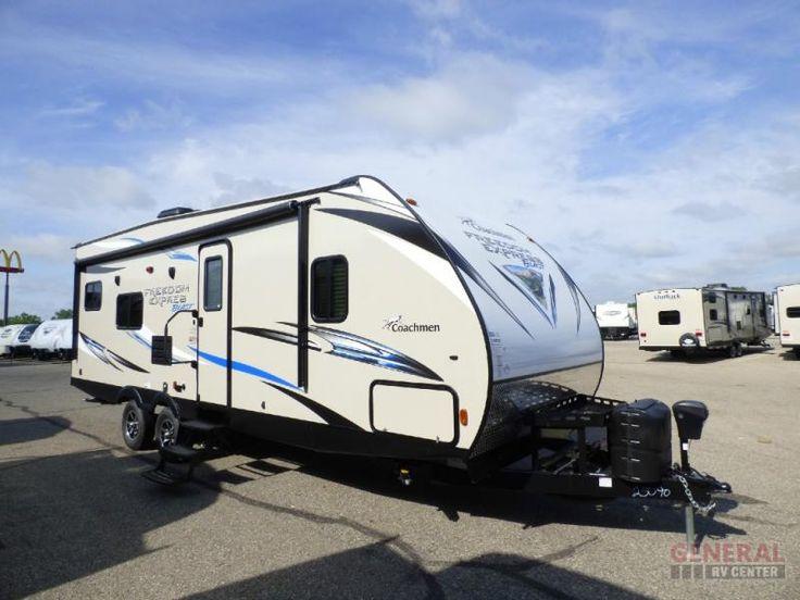New 2017 Coachmen RV Freedom Express Blast 271BL Toy Hauler Travel Trailer at General RV | North Canton, OH | #139622