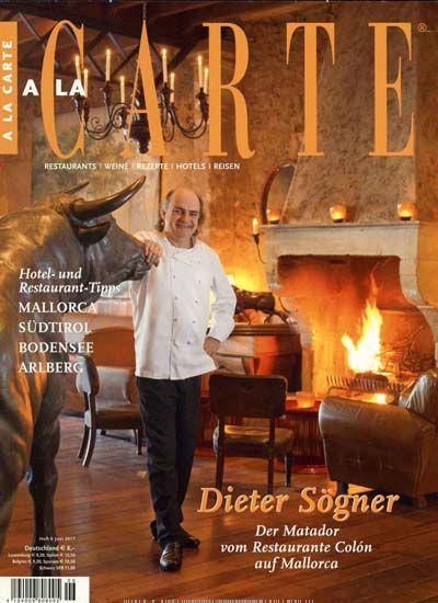 Dieter Sögner, Der Matador vom #Restaurant Colon auf Mallorca  Jetzt in A la Carte
