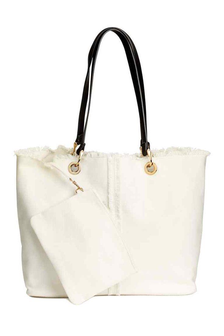Shopper with a clutch | H&M