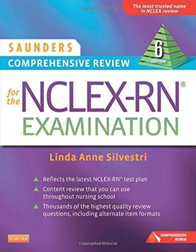 USED-GD-Saunders-Comprehensive-Review-for-the-NCLEX-RN-Examination