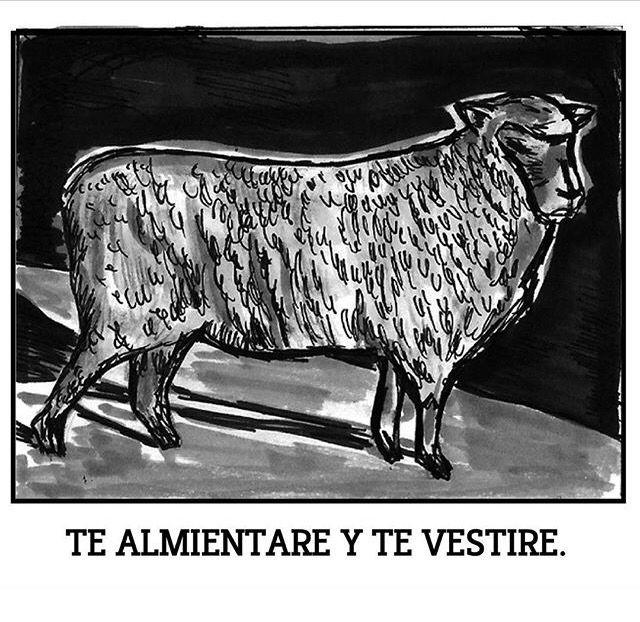 """""""siempre que existan mataderos, habrá campos de batalla """" -L.Tolstoy"""
