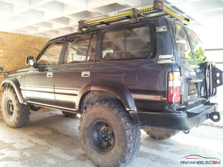 Advice Needed Max Tire Size Landcruiser 80 Series -1188293