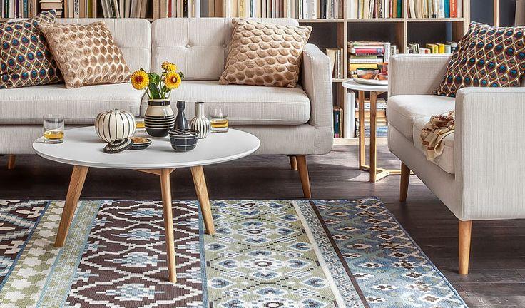 25 beste idee n over witte salontafels op pinterest koffietafel decoraties appartement - Decoratie witte lounge ...