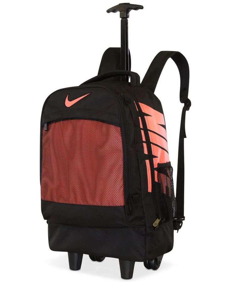 Nike Boys' or Girls' Logo Rolling Backpack