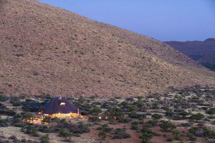Discover a place where time stands still and horizons are defined by vast swathes of Kalahari sand.