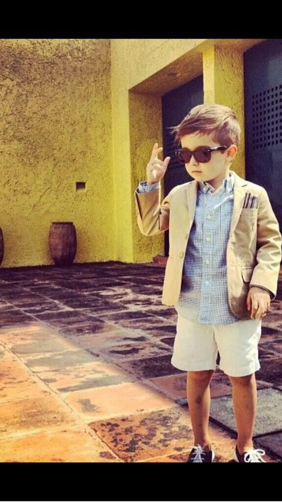 Best Kids With Class Images On Pinterest Baby Girls Baby - Meet 5 year old alonso mateo best dressed kid ever seen