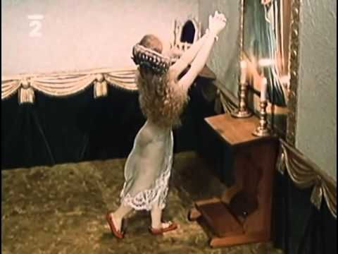 Jiri Trnka - Archangel Gabriel and Mother Goose (1964) - Clip