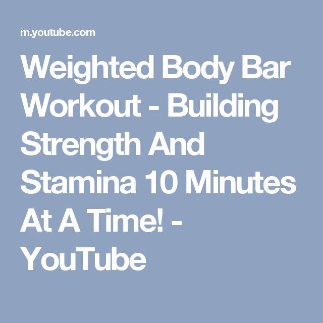 1000+ Ideas About Bar Workout On Pinterest