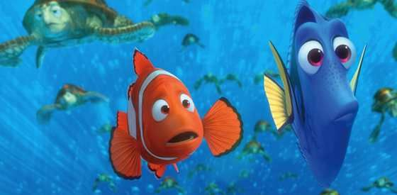 """""""Finding Nemo 3D"""" Movie Review & Trailer"""