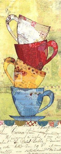 Come For Coffee Fine-Art Print by Courtney Prahl at FramedArt.com
