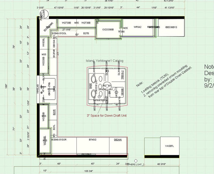 7 Best Images About Prokitchen Software 3d Floor Plan 2 On Pinterest Traditional 1 And 2