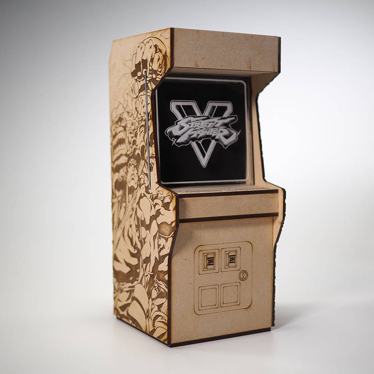 Our newest product is up!!  #etsy shop: Street Fighter Arcade Piggy Bank - Laser cut and laser engraved wood arcade piggy bank. Perfect gift, memorabilia or collectible http://etsy.me/2BPp07U #vintage #collectibles #personalized #lasercut #laserengraved #gifts